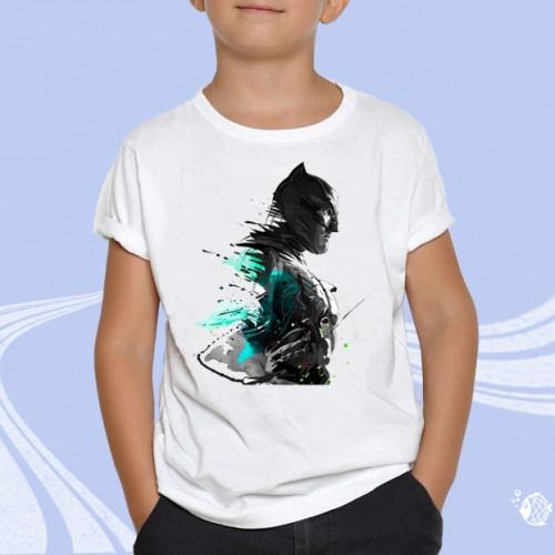 """Детская футболка с принтом """"Бетмен"""""""