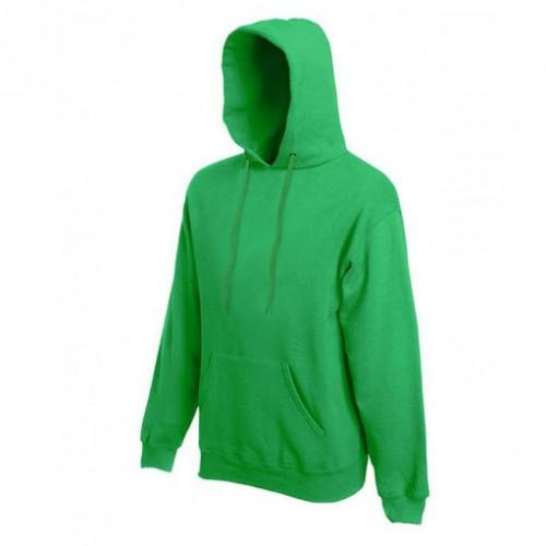 Худи однотонное Зеленое