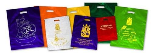 Быстрое производство и изготовление пакетов с символикой собственной и лого в Днепре
