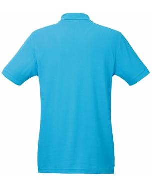 Образец передней части под печать на футболках поло недорого в Украине