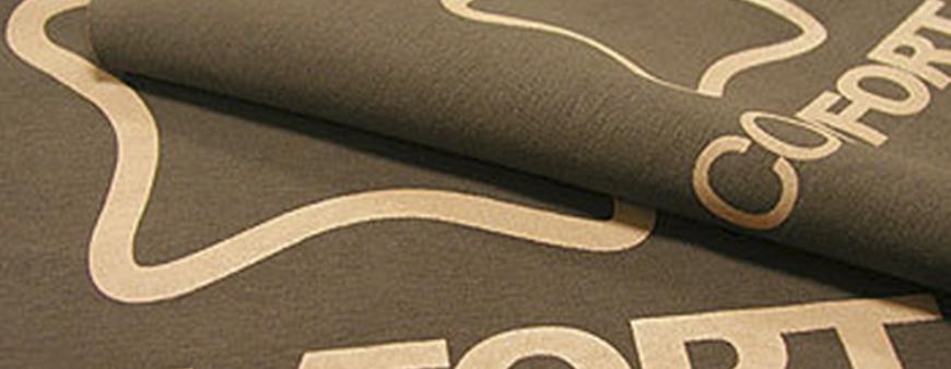Срочная шелкотрафаретная печать на ткани в Днепре и Украине через сайт fishka-dnepr.com